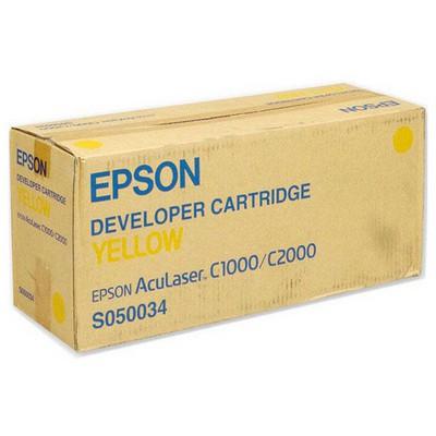 Epson 50034 6000 Sayfa Kapasiteli Sarı Toner