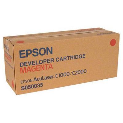 Epson 50035 6000 Sayfa Kapasiteli Kırmızı Toner
