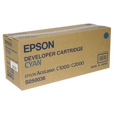 Epson 50036 6000 Sayfa Kapasiteli Mavi Toner