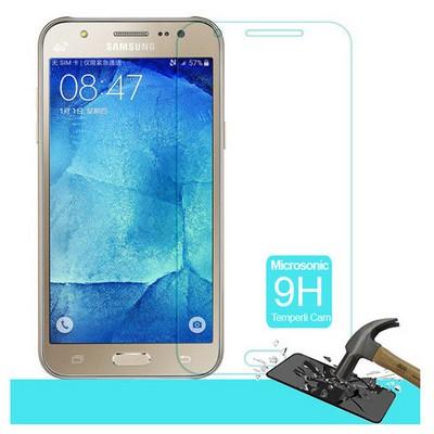 Microsonic Samsung Galaxy J5 Temperli Cam Ekran Koruyucu Kırılmaz Film Ekran Koruyucu Film
