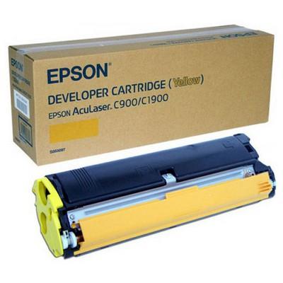 Epson 50097 4500 Sayfa Kapasiteli Sarı Toner