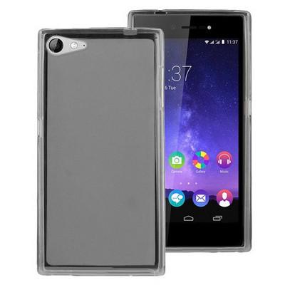 Microsonic Casper Via V9 Kılıf Glossy Soft Şeffaf Cep Telefonu Kılıfı