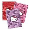 Hello Kitty Çizgili Okul Defteri A4 150 Yaprak Ofis & Kırtasiye