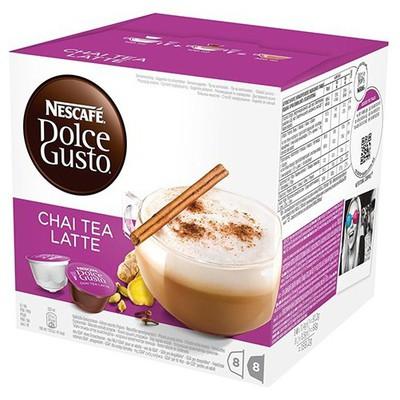 Nescafe Dolce Gusto Chai Tea Latte Kahve - 8 Porsiyon