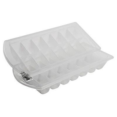 Yelmen Plastik Bora Plastik Buz Kalıbı Şeffaf 2 Adet Küçük Mutfak Gereçleri