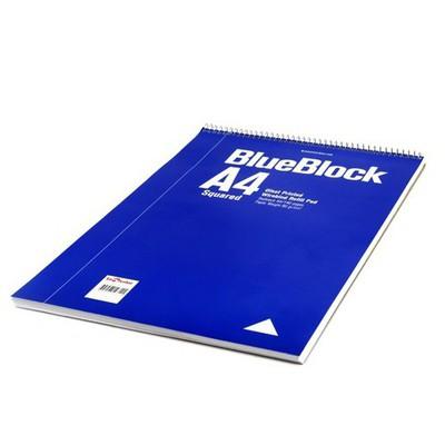 Le Color Blueblock Bloknot A4 70 Yaprak Çizgili Spiralli Bloknotlar
