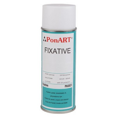Ponart Fixativ (tebeşir, Kömür, Pastel) Resim Malzemeleri