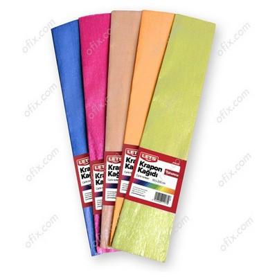 Lets Krapon Kağıdı Resim Malzemeleri