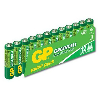 GP Manganez Aaa Ince Kalem Pil 12'li Paket Gp24g-vs12 Pil / Şarj Cihazı