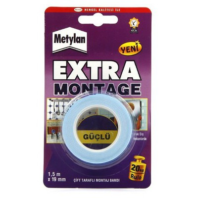 metylan-cift-tarafli-extra-montaj-bandi-19-mm-x-1-5-m