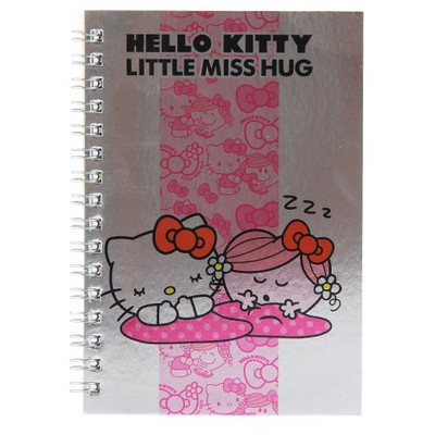 Keskin Color Hello Kitty Mr.men Little A6 80 Yaprak Metalize Bloknot Defter