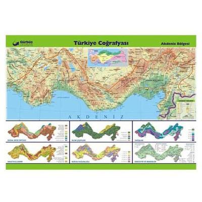 gurbuz-yayinlari-turkiye-cografyasi-akdeniz-bolgesi-70x100cm