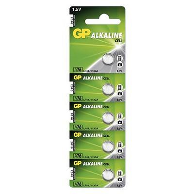 GP A76 Alkaline Cell Pil 1,5v 5'li Paket Pil / Şarj Cihazı