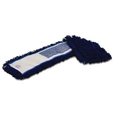 Ceyhanlar Ceymop Mop Orlon Zincir Dikişli Mavi 50 Cm Mop ve Aparatları