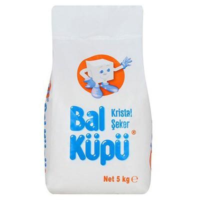 Bal Küpü Toz Şeker Kristal 5 Kg