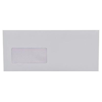 Oyal Diplomat Zarf Pencereli 105 X 240 Mm Beyaz Slk 500'lü Paket Zarflar