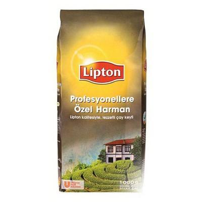 Lipton Profesyonellere Özel Harman Çay 1000 G Dökme Çay