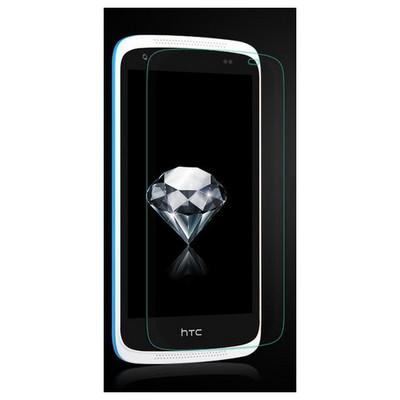 Microsonic Htc Desire 526 Temperli Cam Ekran Koruyucu Kırılmaz Film Ekran Koruyucu Film