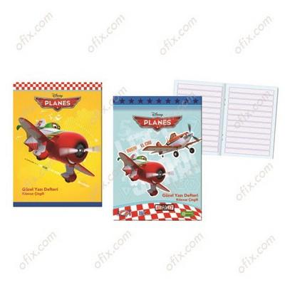 Keskin Color Planes A5 40 Yp Güzel Yazı i Defter