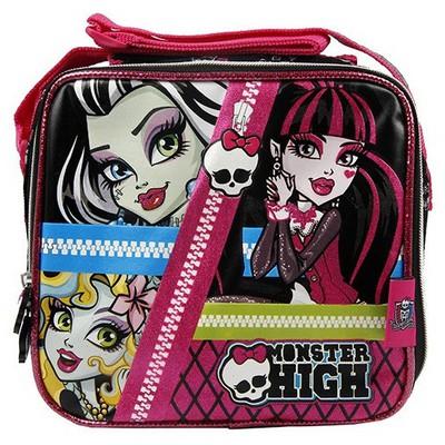 Monster High t 62408 Beslenme Çantası Sırt Çantası
