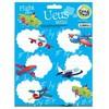Crea Tiket Creatiket 1043 Uçuş Serisi Okul Etiketi Ofis & Kırtasiye