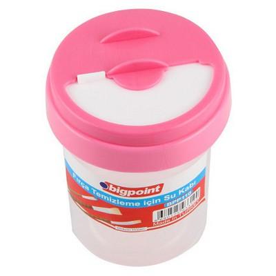 Bigpoint P110 Fırça Yıkama Su Kabı Resim Malzemeleri