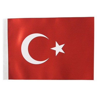 Gunay Bayrak 30x45 Cm Poly. (türk Bayrağı) Eğitim Gereci