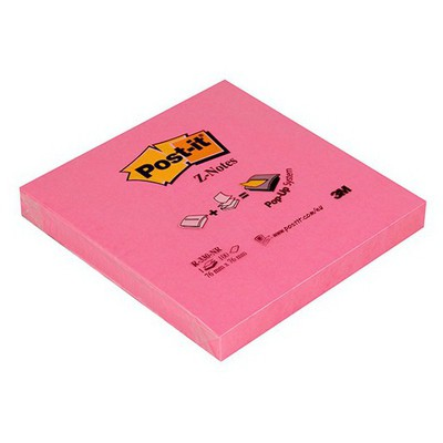Post-It 3m  76 X 76 Mm Z Neon Renkler 100 Yaprak (r-330) Not Kağıdı