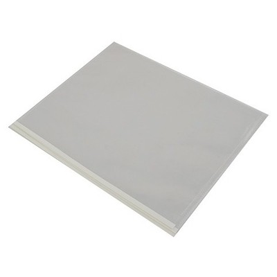 Bigpoint Şeffaf Defter Kabı A5 6'lı Paket Kaplama Kağıtları