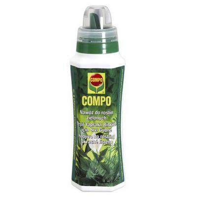 Compo 4429 Yeşil Yapraklı Bitkiler İçin Sıvı  500Ml Gübre