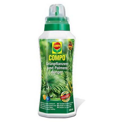 Compo 4441 Yeşil Yapraklı Bitki İçin Sıvı Gübre 1Lt