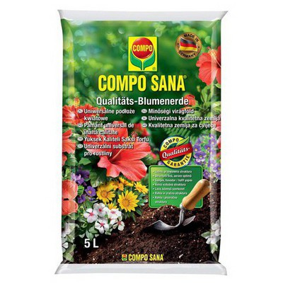 Compo 1121 Çiçekli Bitki Toprağı 5Lt Toprak