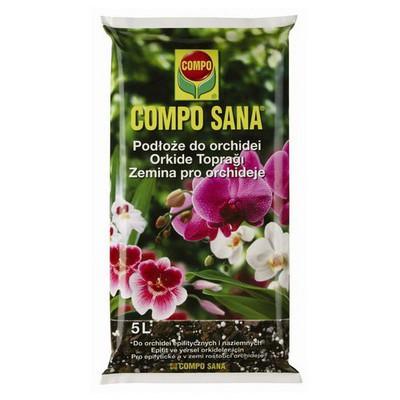 Compo 1611 Orkide Toprağı 5Lt