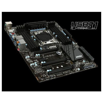 MSI X99A Raider Intel Anakart