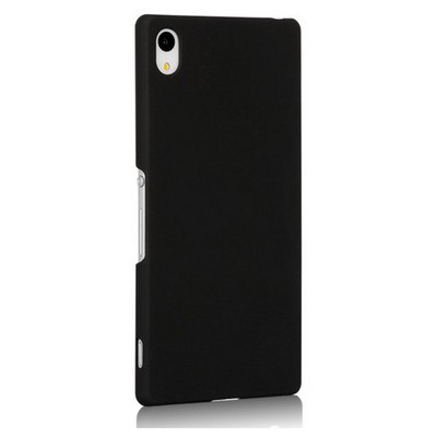 Microsonic Premium Slim Kılıf Sony Xperia Z3+ Plus Siyah Cep Telefonu Kılıfı