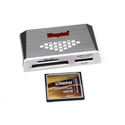 Kingston Kng Usb3.0 Hi-speed Kart Okuyucu Fcr-hs4