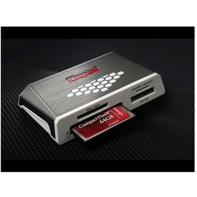 Kingston KNG USB3.0 Hi-Speed KART OKUYUCU FCR-HS4 Kart Okuyucu