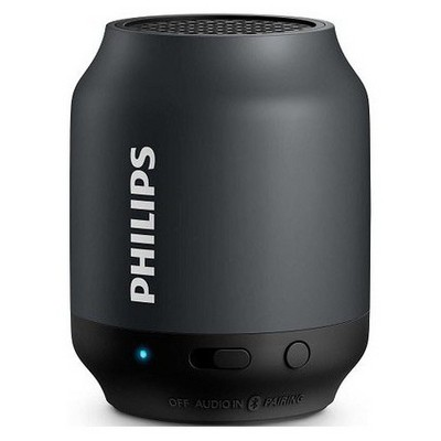 Philips Bt50b/00 Bluetooth Wireless Speaker Siyah HiFi Bileşeni