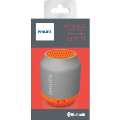 Philips BT50G/00 Taşınabilir Bluetooth Hoparlör - Turuncu