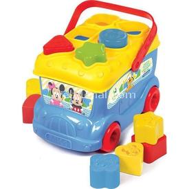 Clementoni Disney Baby Bultak Otobüs Eğitici Oyuncaklar