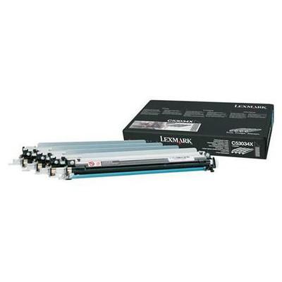 Lexmark C53034x  4'lü Paket Drum