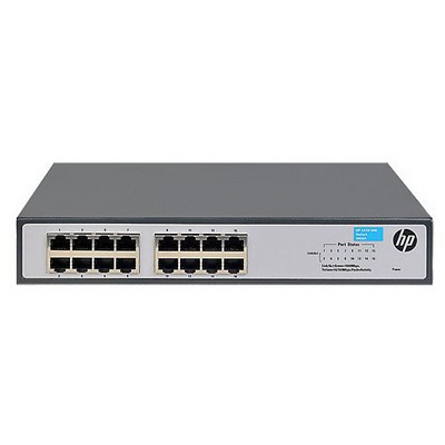 HP OfficeConnect 1420 16G Switch (JH016A)