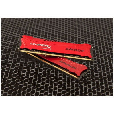 Kingston HyperX Savage 2x8GB Bellek - HX321C11SRK2/16