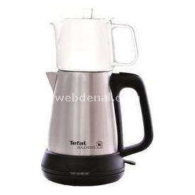 Tefal Tea Expert Porselen Beyaz Demlikli Çay Makinesi