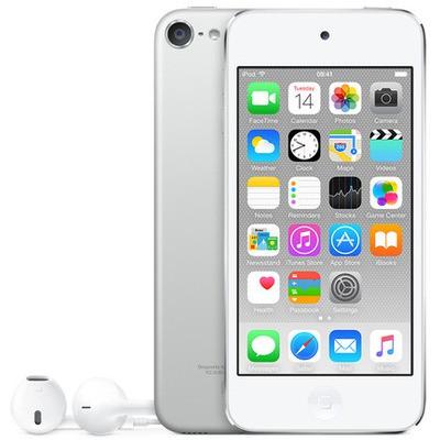 Apple Ipod Touch 32gb 6.nesil -beyaz Gümüş MP3 Çalar & Radyo