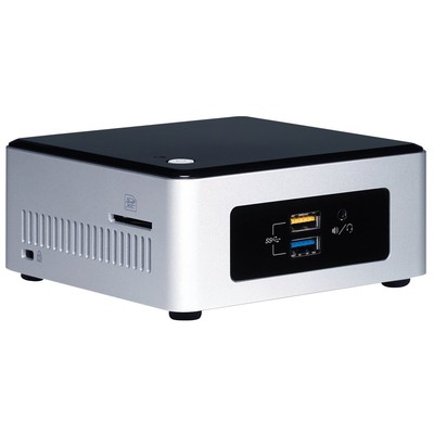 Intel Nuc Kıt Boxnuc5cpyh N3050 Cpu (2m Cache, Up To 2.16 Ghz) Mini PC