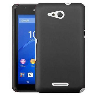 Microsonic Sony Xperia E4g 4.7'' Kılıf Premium Slim Siyah Cep Telefonu Kılıfı