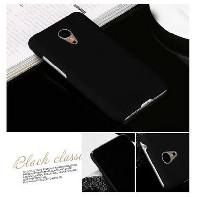 Microsonic Meizu Mx5 Kılıf Premium Slim Siyah Cep Telefonu Kılıfı