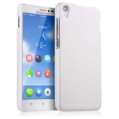 Microsonic Lenovo S850 Kılıf Premium Slim Beyaz Cep Telefonu Kılıfı