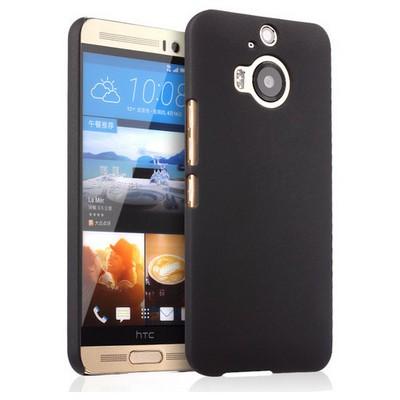 Microsonic Htc One M9+ Plus Kılıf Premium Slim Siyah Cep Telefonu Kılıfı